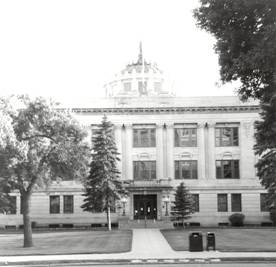 Grand Forks County Courthouse, 2005