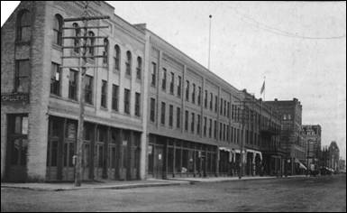 North 3rd Street, ca. 1900