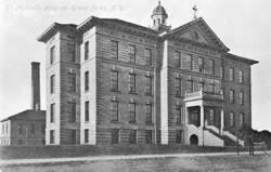 St. Michael's Hospital, ca. 1910