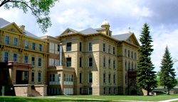 St. Michael's Hospital and Nurses' Residence, 813 Lewis Boulevard ca. 2003