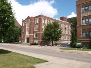 Medical Science Building, 1947 Collegiate Gothic