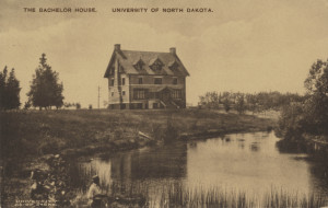UND Bachelors Club, built 1908 Tudor Revival