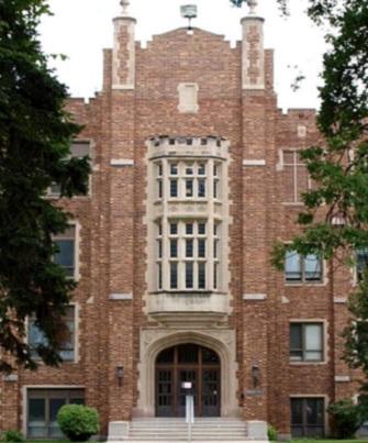 Merrifield Hall, UND