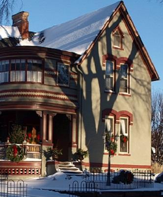Dr. Henry Wheeler House